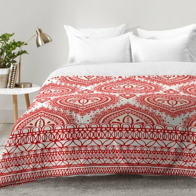 Aimee St Hill Decorative 1 Comforter Set Size: Full/Queen