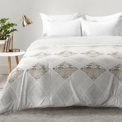 Iveta Abolina Sand Trails Comforter Set Size: Twin XL