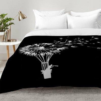 Budi Kwan Going Where The Wind Blows Comforter Set Size: Full/Queen