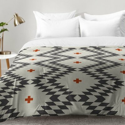 Holli Zollinger Native Natural Plus Comforter Set Size: Full/Queen