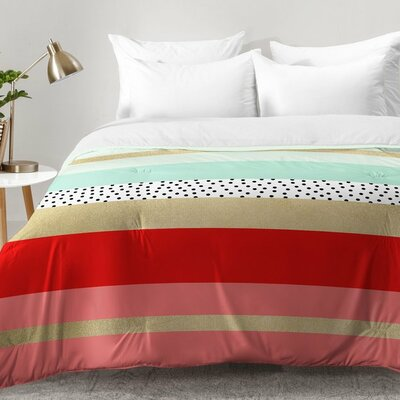 Summer Fresh Comforter Set Size: Full/Queen