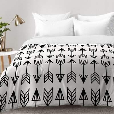 Holli Zollinger Arrows Comforter Set Size: Twin XL