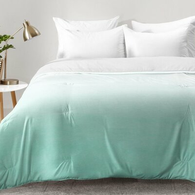 Ombre Comforter Set Size: Full/Queen