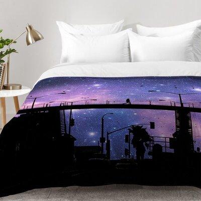 Shannon Clark Night Walk Comforter Set Size: King
