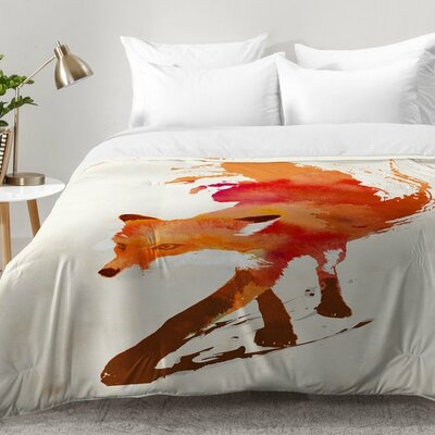 Vulpes Comforter Set Size: Full/Queen