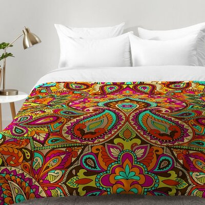 Paisley Comforter Set Size: Full/Queen