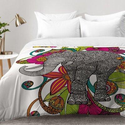 Ruby The Elephant Comforter Set Size: King