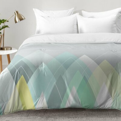 Mareike Boehmer Graphic 108 Z Comforter Set Size: Twin XL