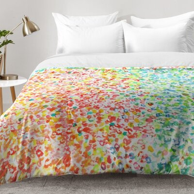 Laura Trevey Colors Comforter Set Size: King