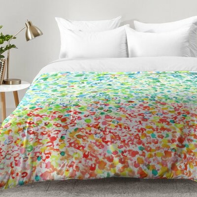 Laura Trevey Cool To Warm Comforter Set Size: King