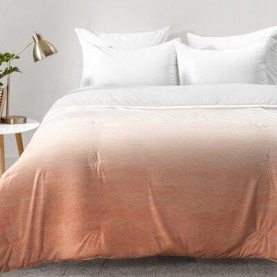 Social Proper Ombre Comforter Set Size: King