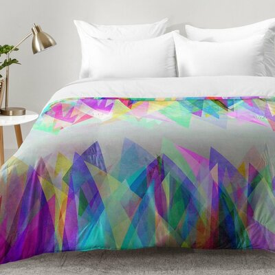 Mareike Boehmer Graphic 106 X Comforter Set Size: King