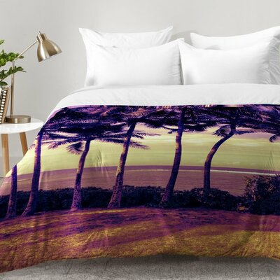 Crozier Sunset Comforter Set Size: King