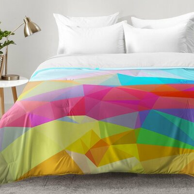 Crystal Crush Comforter Set Size: Twin XL