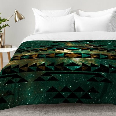 Tribal Comforter Set Size: King