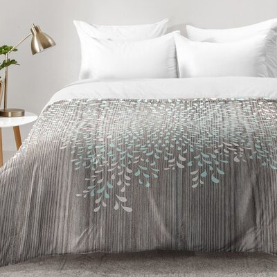 Coastal Raindrops Comforter Set Size: Full/Queen