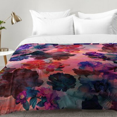 Le Fleur Comforter Set Size: King