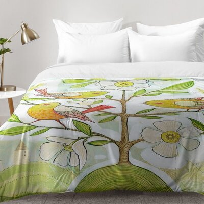 Tree Comforter Set Size: Twin XL