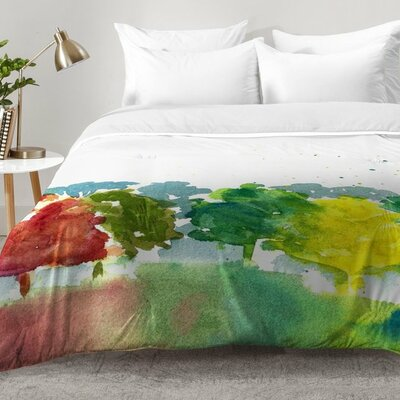 Autumn Days Comforter Set Size: Twin XL