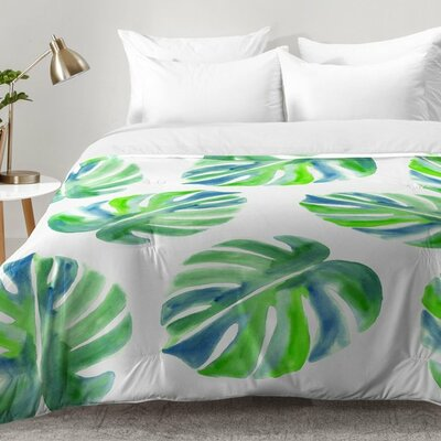 Going Green Comforter Set Size: King
