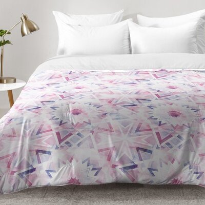 Dash and Ash Galaxy Comforter Set Size: Full/Queen