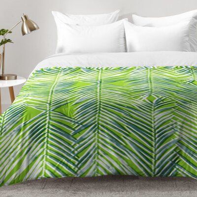 Zoe Wodarz Poolside Lounge Comforter Set Size: King