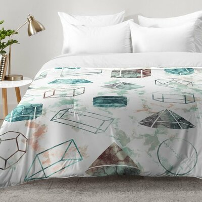 The Theory of Everything Comforter Set Size: Full/Queen