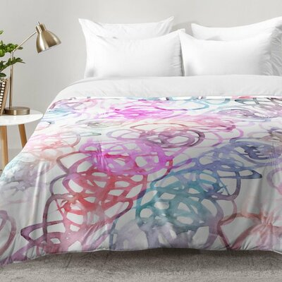 Loopy Comforter Set Size: Twin XL