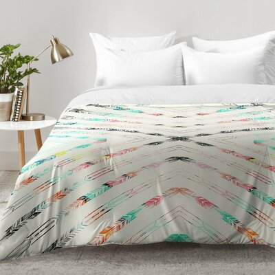 Pattern State Valencia Comforter Set Size: King