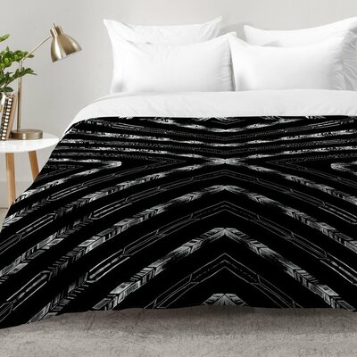 Valencia Ink Comforter Set Size: Full/Queen