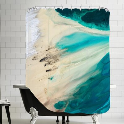 Shores Shower Curtain
