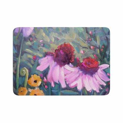 Carol Schiff Woodland Fantasy Memory Foam Bath Rug Size: 0.5 H x 24 W x 36 D