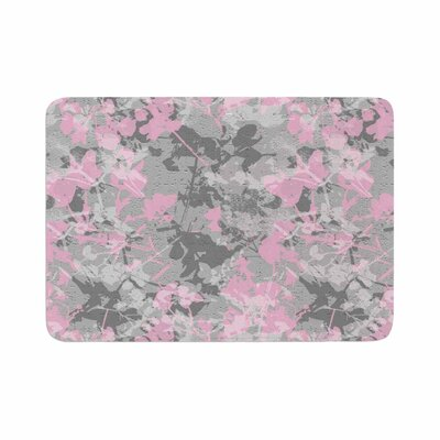 Carolyn Greifeld Blissed Digital Memory Foam Bath Rug Size: 0.5 H x 17 W x 24 D