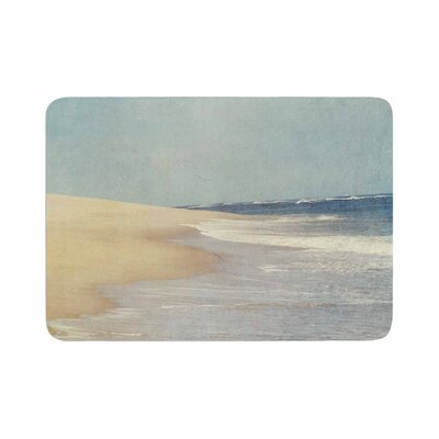 The Cape Nature Memory Foam Bath Rug Size: 0.5 H x 17 W x 24 D