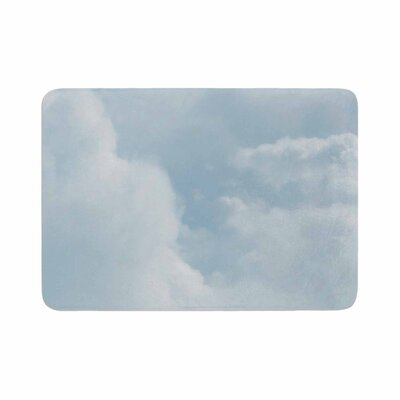 Afternoon Photography Memory Foam Bath Rug Size: 0.5 H x 24 W x 36 D