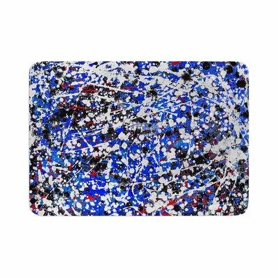 Bruce Stanfield Heiveilea Modern Memory Foam Bath Rug Size: 0.5 H x 17 W x 24 D