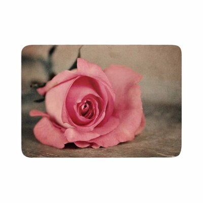 Angie Turner a Touch of Romance Memory Foam Bath Rug Size: 0.5