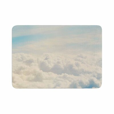 Life Is But a Dream Nature Memory Foam Bath Rug Size: 0.5 H x 17 W x 24 D
