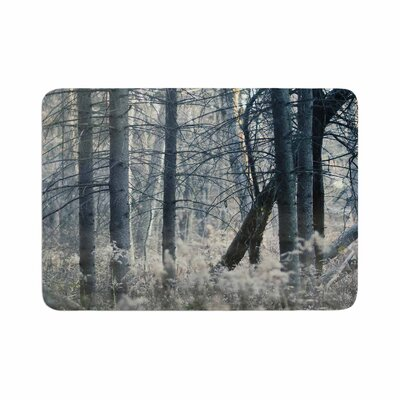 Out of the Woods Photography Memory Foam Bath Rug Size: 0.5 H x 17 W x 24 D