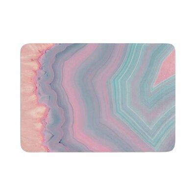 Cafelab Sweet Agate Memory Foam Bath Rug Size: 0.5 H x 24 W x 36 D