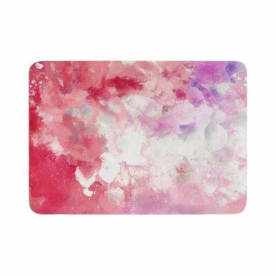 CarolLynn Tice Tannins Memory Foam Bath Rug Size: 0.5 H x 17 W x 24 D