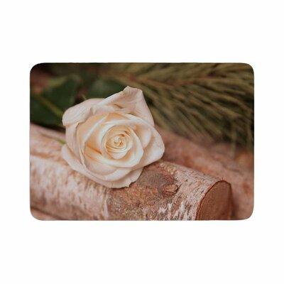 Angie Turner Rustic Romance Memory Foam Bath Rug Size: 0.5 H x 24 W x 36 D