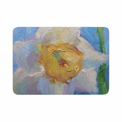 Carol Schiff Daffodil Day Memory Foam Bath Rug Size: 0.5