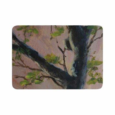 Cyndi Steen Aussie Tree Memory Foam Bath Rug Size: 0.5