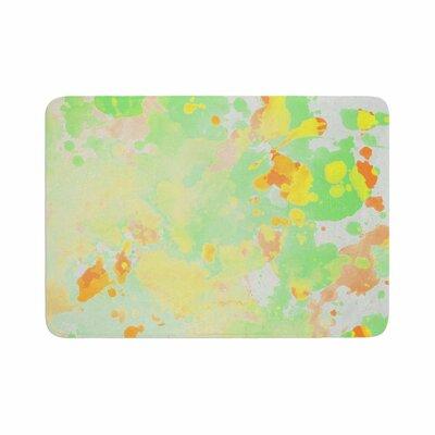 CarolLynn Tice Catch Painting Memory Foam Bath Rug Size: 0.5 H x 24 W x 36 D