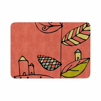 Carina Povarchik Be You Kids Memory Foam Bath Rug Size: 0.5 H x 24 W x 36 D