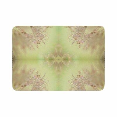 Ginkelmier Ginkelmier Abstract Memory Foam Bath Rug Size: 0.5 H x 24 W x 36 D