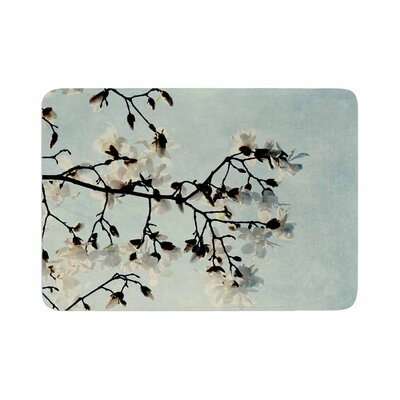 Bloom Photography Memory Foam Bath Rug Size: 0.5 H x 17 W x 24 D