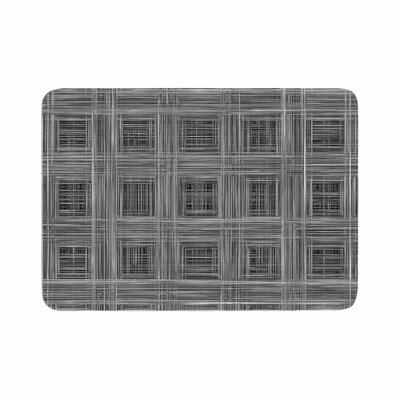 Bruce Stanfield Ambient 10 Pattern Memory Foam Bath Rug Size: 0.5 H x 24 W x 36 D