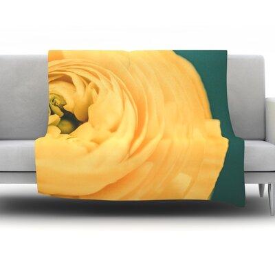 Nastasia Cook Fleece Blanket Size: 90 L x 90 W x 1 D